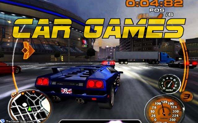 Car Games Online